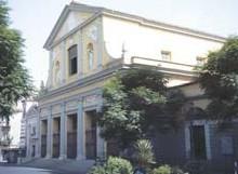 Lavori di restauro del Duomo di Caserta (CE)